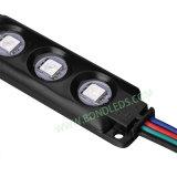 À prova de venda quente Marcação RoHS DC12V 3 Chips Piscina RGB 5050 módulos LED SMD