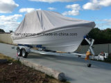 Liya 7.6mの対エンジンの海洋のボートを採取するアルミニウムT上のセリウム