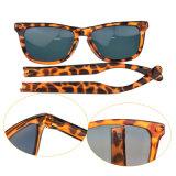 Venda por grosso de fábrica na China Design OEM Mulheres Homens óculos de sol