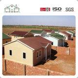 가벼운 강철 구조물 조립식 가옥 Hosues