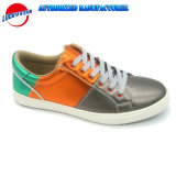 Leading Fashion Casual Shoes with Fresh Color PU