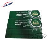 Custpmized Cr80 em 4100 125kHz cartão de identificação PVC