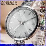 Orologi su ordinazione di modo della vigilanza del quarzo di marchio per le signore degli uomini (WY-17001A)