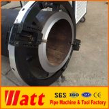 Découpage froid et ventes directes taillantes 6-12inch de pipe portative d'usine de machine
