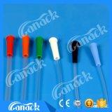 Cateter médico do PVC Nelaton dos produtos com Ce
