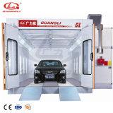Cabina di spruzzo automatica approvata di vendita di Guangli del Ce caldo di Aibaba Cina per le automobili della pittura