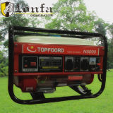 Generador de potencia manual de la gasolina de Topford 6.5HP 2.5kVA para el uso casero