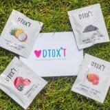 Marque personnalisée Dtox't 14 séries de thé de détox de perte de poids de jour avec Flaovrs assorti