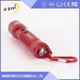 LEDの強く軽い懐中電燈、防水懐中電燈