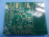 Carte au bain chaud Vias rempli conducteur RO4003c 60mil (1.524mm) d'or de submersion de nickel