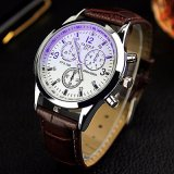 Z271 Unieke Polshorloge van het Horloge van de Mensen van de Manier van de Leverancier van het Horloge van Yazole het Originele
