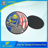 Fachmann kundenspezifische Qualität 3D Militär-Belüftung-Gummiänderung am objektprogramm in der China-Fabrik (PT15-A)