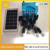 Portable Li-ion del sistema de LED Solar Iluminación Kits de Energía Solar
