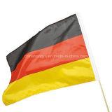 Флаг волны руки флага руки вентилятора футбола развевая