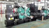 Super leises Dieselgenerator-Set mit globalem Garantie-Motor