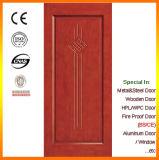 Resistenti al fuoco interni scelgono il portello di legno solido dell'oscillazione