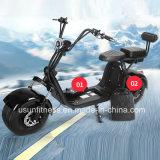 Usun 2018 Nova Cidade Scooter Duas Rodas Motociclo eléctrico com função de freio e 60V
