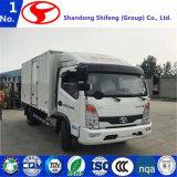 良質の新しい貨物自動車4トン90のHP Fengchi1800のまたはヴァンまたは軽量貨物軽トラック