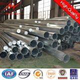 12m Gr50 Stahl galvanisierter elektrischer Pole Querarm