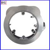 Kundenspezifischer kalter Druck der Aluminiumlegierung-ADC12 Druckguss-Becken-Deckel