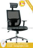 Mitten-rückseitiger rote Farbefoshan-Sekretärin-Büro-Stuhl (HX-R011C)