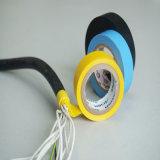 Снимите изоляционную ленту из ПВХ для использования кабеля
