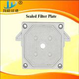 piatto della filtropressa del Piatto-Blocco per grafici pp di 1200*1200mm