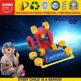 Brinquedos plásticos educacionais da instrução das crianças do helicóptero do brinquedo
