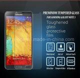 O protetor de vidro 2.5D da tela do telefone de Asahi curou o protetor apto da alta qualidade 9h de Profect para a nota 3 da galáxia de Samsung