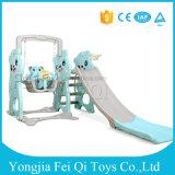 Скольжение младенца самых новых малых напольных игрушек пластичное, скольжение малышей крытое с оптовыми игрушками игры игрушек детей