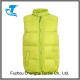 Gilet léger Packable vers le bas de l'hiver Windproof Vêtements