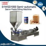 飲料(S1WGD1000)のための2017年のYoulianの半自動サーボのりの充填機