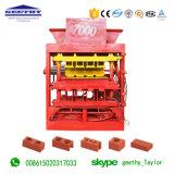 Ecoのマスター7000の南Arficaの連結のブロックの煉瓦機械