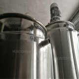 Tanque de mistura de emulsão elétrico do misturador do Yogurt/chocolate do aquecimento de Saniatry
