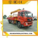 Gru 8ton del camion di Dongfeng Tinajin 4*2