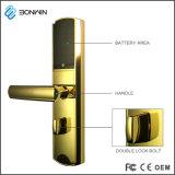 Serratura elettronica della maniglia di portello del cilindro del mortasare del nuovo prodotto per il portello di vetro