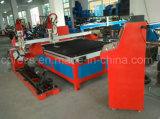 Máquina de estaca do plasma do CNC com elevada precisão para o aço inoxidável