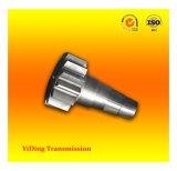 Eje de engranaje abierto cilíndrico usado en el reductor metalúrgico de la industria
