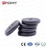 防水RFID耐熱性RFIDの札PPS材料