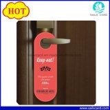 Ne pas déranger personnalisé carte PVC Hôtel cintre de porte