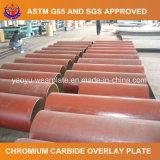 Tubo de acero resistente de la abrasión para transportar