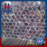 2017 Huaye Primer Acero Inoxidable de tubos cuadrados y redondos