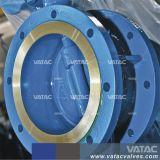 Form-Stahl-Doppeltes versetzt/Dreiergruppen-OffsetHochleistungs--Drosselventil-Lieferant