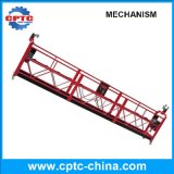 Suspendu Powered plate-forme de travail panier pour la construction Station de synchronisation