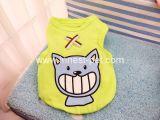 ペット衣類、犬は小犬のTシャツの服装、ペット製品に着せる