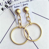 European America Style Fashion Indian 18K gold Hoop Earring for Women