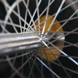 물결 모양 유연한 금속 호스를 위한 끈 기계