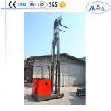 中国2000kgの高さ3mの電気範囲のトラック4m 5m 6m -中国のバンドパレット、範囲のトラック