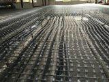 Цены Geogrid стеклоткани битума Coated двухосные (25kn*25kn~100kn*100kn)