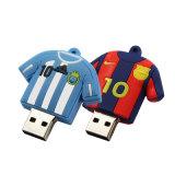 Pen Drive personalizado, Unidade Flash USB em PVC personalizados com 4 GB 8 GB USB personalizados